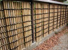 japanese bamboo garden fence u2014 jbeedesigns outdoor bamboo garden