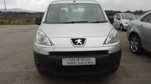complete front end for peugeot partner 2011 mourne breakers