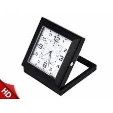 horloge de bureau design horloge de bureau mini éra hd securvision