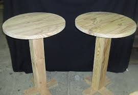 Reclaimed Wood Bar Table Round Reclaimed Wood Bar Tables Oldgrowthriverw Reclaimed U2026 Flickr