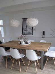 eames inspired dining table adorei rústico moderno e criativo best pinterest room