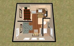 home plans under 400 sq ft