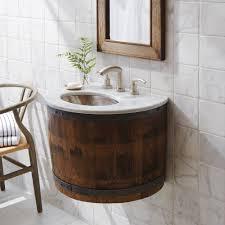 Reclaimed Wood Home Decor by Reclaimed Wood Bathroom Vanity Bathroom Decoration