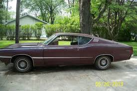 ford torino gt for sale sell used 1968 ford torino gt fastback project in macon illinois