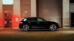 porsche macan turbo 2016 porsche macan turbo dialed to 450 hp by techart