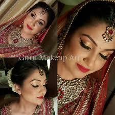 makeup artist makeup guru makeup artist gurusewak singh freelance makeup artist delhi