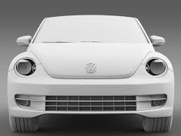 volkswagen new beetle 2016 vw beetle targa 2016 by creator 3d 3docean