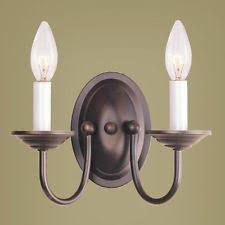 Joselyn Candle Wall Sconce Bronze Candle Wall Sconce Ebay