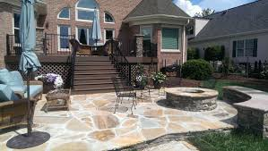 Flagstone Patio Cost Per Square Foot by Blog Archadeck Outdoor Living