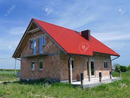 brick houses with red metal roof popular roof 2017