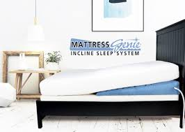 mattress genie incline sleep system sleep review