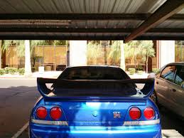 nissan skyline 25 year rule drove past this r33 skyline gt r in phoenix and had to do a double