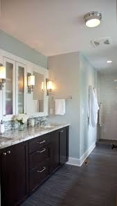 bathroom brown bathroom vanity gray over the toilet storage 36
