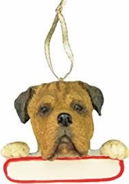 bullmastiff ornament a great gift for bullmastiff owners