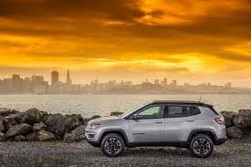 old yellow jeep 2017 jeep compass reviews and rating motor trend