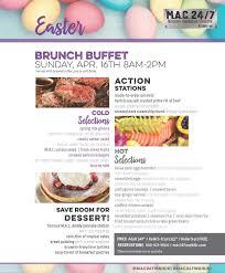 Easter Brunch Buffet by Waikiki Easter Buffet M A C 24 7 Waikiki Restaurant