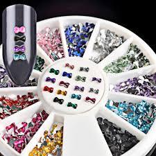 online buy wholesale 3d bows nail art from china 3d bows nail art