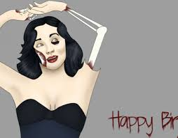 zombie birthday card on behance