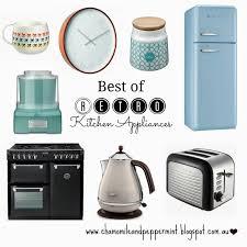 retro kitchen appliances interiors design