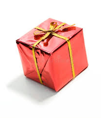 wrapped christmas boxes gifts tiny wrapped christmas gift stock image image of tiny