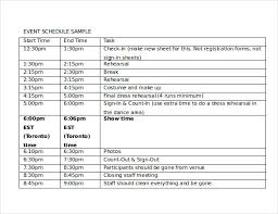 timetable templates u2013 14 free word pdf documents download