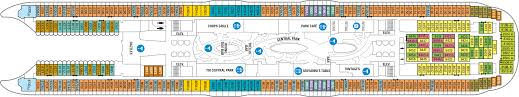deck plans harmony of the seas