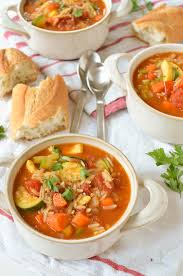 Italian Soup by Italianorzosoup Jpg