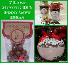 food gift ideas 7 last minute diy food gift ideas gifts from the heart and the