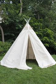 Build Your Own Backyard by How To Build Your Own Backyard Teepee For The Kids Pinterest