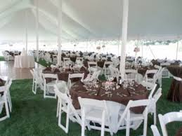 party and event rental company wisconsin wedding reception