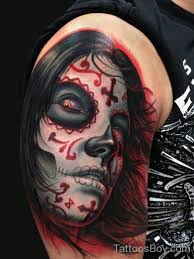 horror tattoos for women pictures to pin on pinterest tattooskid