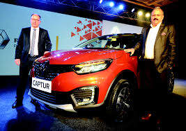 renault unveils suv captur to expand mobile workshops