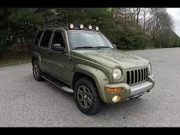reviews on 2002 jeep liberty 2002 jeep liberty renegade 4x4 18286a