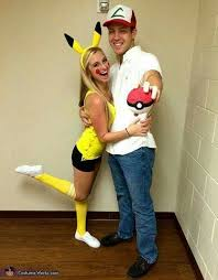 Halloween Costumes Pikachu 28 Images Cute Couple Halloween Costumes