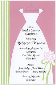 bridal luncheon wording bridal brunch shower invitations marialonghi bridal shower