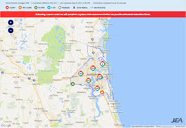 Duke Energy Florida Outage Map by Customers Visit Outage Maps 3 6 Million Times Receive 1 3 Million