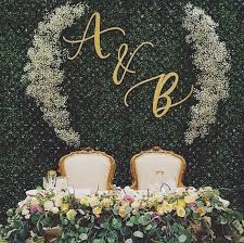 wedding backdrop font best 25 wedding initials ideas on wedding letters