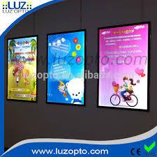 lighted movie poster frame wholesale black light posters 2016 slim aluminum frame light box