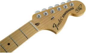 fender the edge strat maple fingerboard black