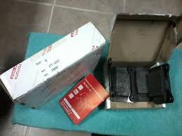 lexus ls430 brake pads ny fs new isf factory oem brake pads front u0026 rear set new in