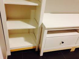 Ikea Entryway Bench Hemnes Entryway Hack Ikea Hackers Ikea Hackers