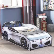 cilek spyder toddler race car bed without mattress u2014 red www