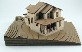House Model Photos 3d Modeling And Architectural Laser Applications Gallery For
