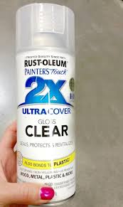 should i put a top coat on painted cabinets livelovediy 10 things you should about spray paint