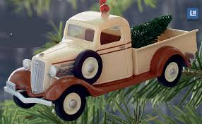 Ornaments For Trucks Hallmark Keepsake Ornaments All American Trucks