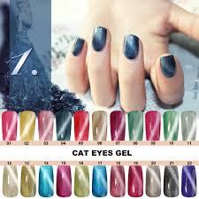 gel len 10ml magnetic gel polish soak off uv cat eyes nail gel