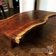wood stump coffee table showing gallery of tree trunk coffee table view 19 of 20 photos