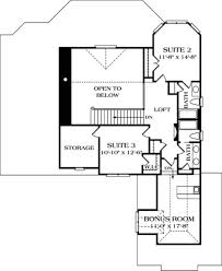 country style house plan 3 beds 3 50 baths 2443 sq ft plan 453 29