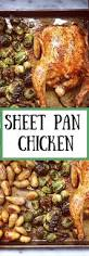 kitchn roast chicken sheet pan chicken dinner gets your meal made in 10 minutes