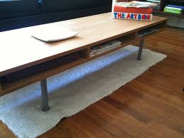 Interesting Tables Furniture Interesting Long Side Table Ikea On Cozy Lowes Rugs And